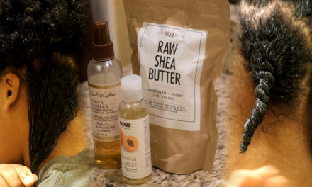 How To Moisturize and Seal Natural Hair